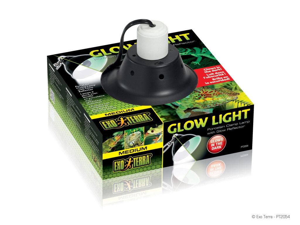 Protection ampoule glow lite medium exo terra par graines for Lampada tartarughiera