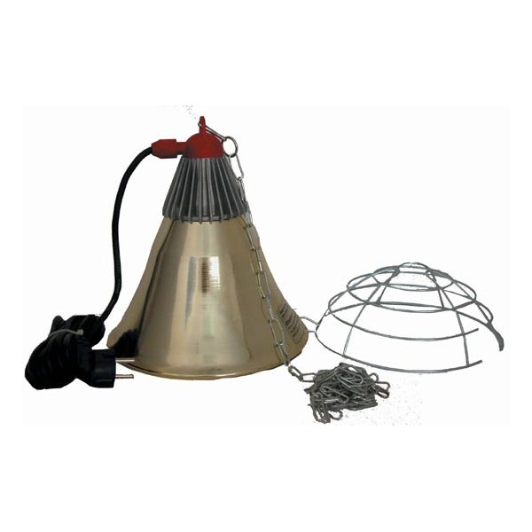 Lampe chauffante pour tortue - Lampe chauffante tortue ...